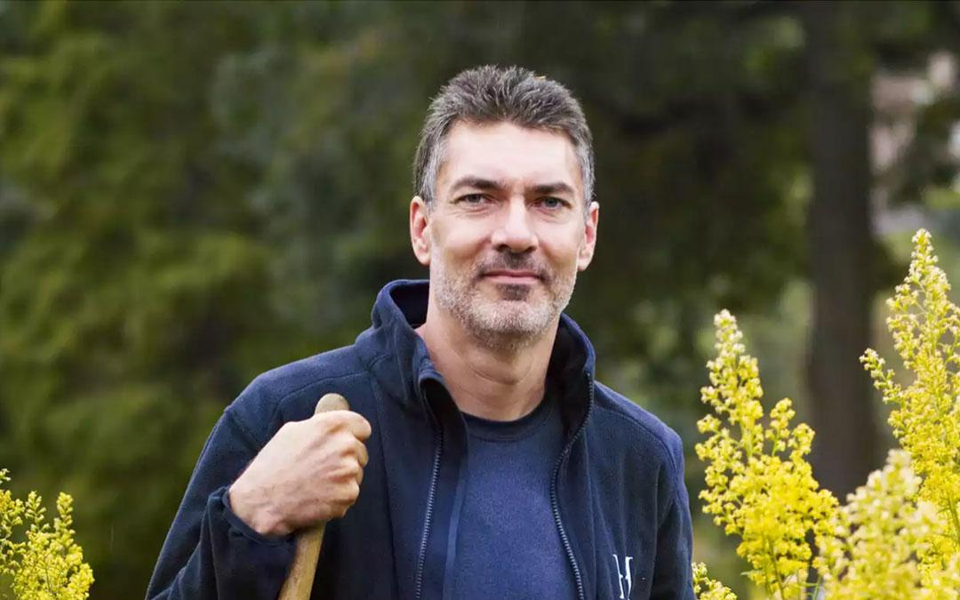 Wes Hall Portrait Andrew Montgomery
